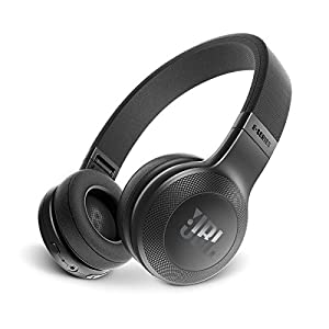 JBL E45 BT – Fone de ouvido Bluetooth, on-ear, preto