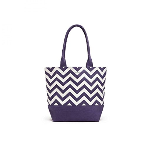 spiaggia Purple Borsa e Weddingstar Unisex taglia adulti white da and bianco unica Viola qxnYw8Ewrd