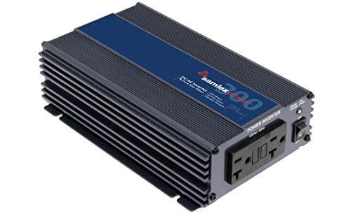 Outlets 20r Duplex - Samlex 300W Pure Sine Wave Inverter - 24V