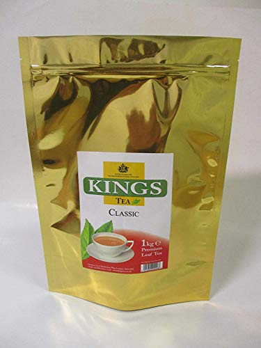 KINGS TEA, CLASSIC, LOOSE LEAF-SMALL, 1 KG