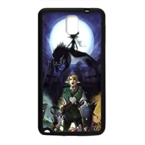 Magical wolf and man Cell Phone Case for Samsung Galaxy Note3