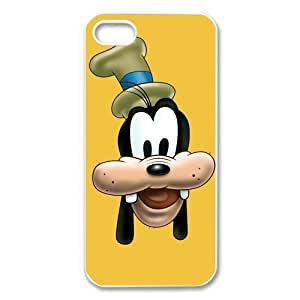 Customize Lovely Cartoon Series Goofy Back Cover Case for iphone 5 5S JN5S-2057