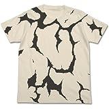 ウルトラセブン エレキング模様 Tシャツ ナチュラル XLサイズ