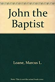 John the Baptist as witness and martyr by…