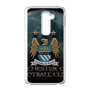For LG G2Custom Phone Case for Manchester City Football Club 04Diseño
