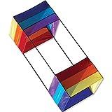 Premier Kites 40 In. Box Kite - Rainbow