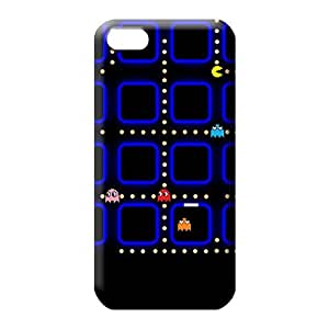 MMZ DIY PHONE CASEiphone 4/4s phone skins Protective Shock-dirt New Fashion Cases pac man