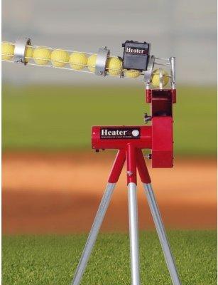 Heater Sports Heavy Duty Baseball Pitching Machine by Heater Sports