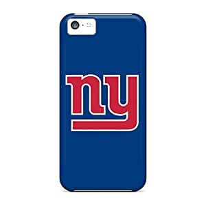 Awesome New York Giants 3 Flip Cases With Fashion Design Case For Iphone 4/4S Cover