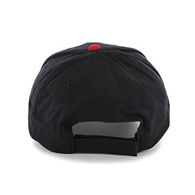 MLB Atlanta Braves Home Basic Structured Cap, Youth, Navy