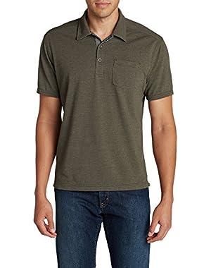 Men's En Route Short-Sleeve Polo Shirt