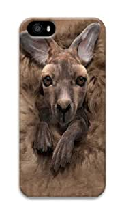 Baby Kangaroo Polycarbonate Hard Case Cover for iphone 6 3D by supermalls