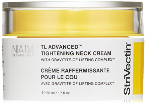StriVectin TL Advanced Tightening Neck Cream, 1.7 fl. oz. for Firming and Tightening (Packaging May...
