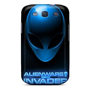 S3 Scratch-proof Protection Case Cover For Galaxy/ Hot Alienware Phone Case