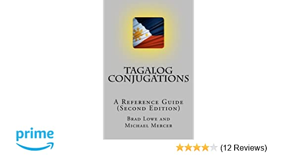 Knitting Meaning In Tagalog : Tagalog conjugations: a reference guide second edition : brad lowe