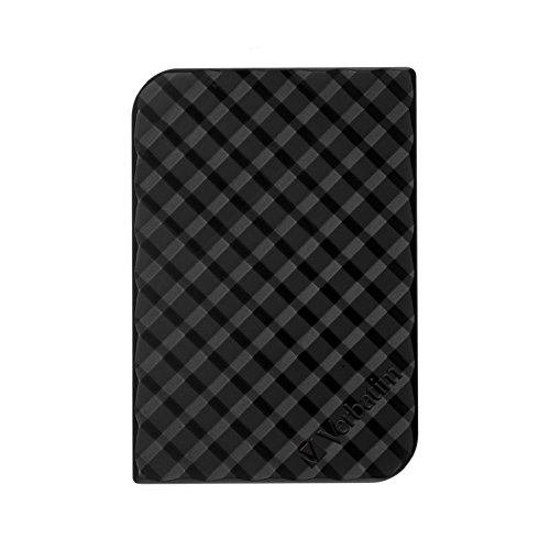 Verbatim 2TB Store 'n' Go Portable Hard Drive, USB 3.0 - Compatible with USB 2.0 - PC / Mac - Diamond Black by Verbatim (Image #2)