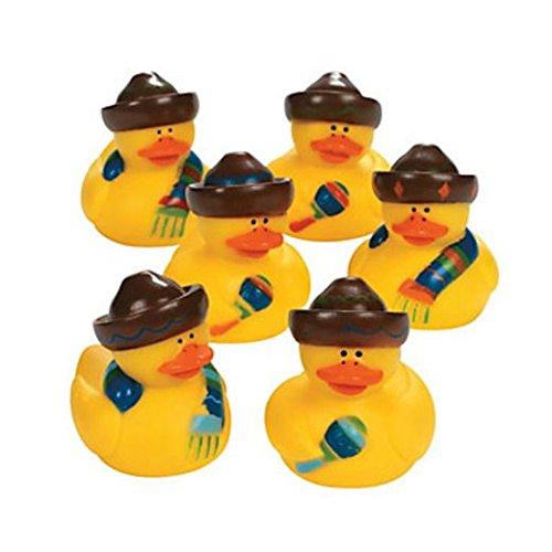 Fiesta Rubber Duckies ()