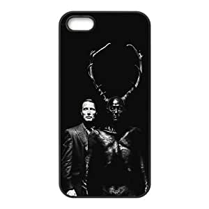HXYHTY Cover Custom Hannibal Phone Case For iPhone 5,5S [Pattern-1]