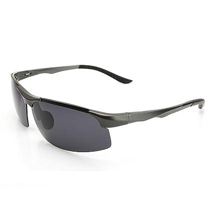 Amazon.com: Gafas de sol polarizadas de aluminio y magnesio ...