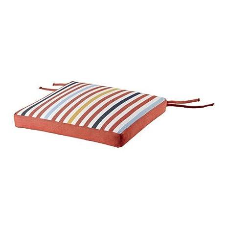 Ikea tasinge silla tapizada para exterior en rojo; (40 x 40 ...