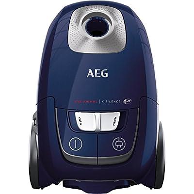 AEG VX8–4-bm-m–Aspirateur (750W, A, 24,4kWh, aspirateur cylindrique, Sac pour la poussière, 3,5l)