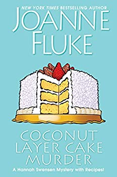 Coconut Layer Cake Murder 1496718895 Book Cover