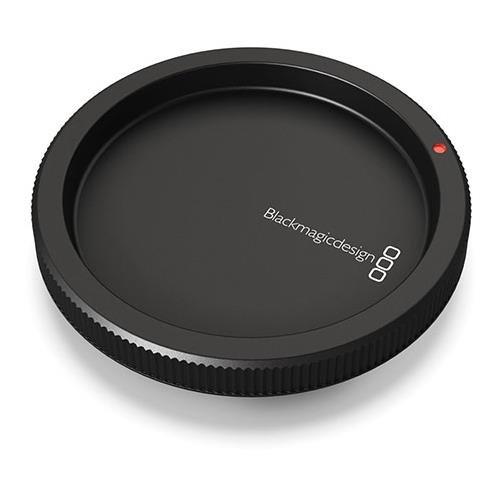 Blackmagic Design Replacement Body Cap for Select Blackmagic Design Cameras with PL Mount