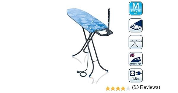 Azul /Único Leifheit Classic M Basic 60 Tabla de Planchar