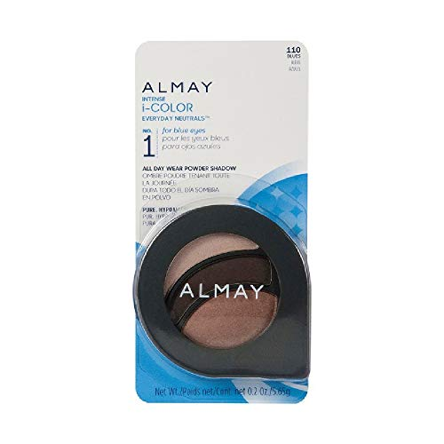 (Almay Intense i-Color Everyday Neutrals, Blues)