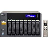 QNAP QNAP NAS TS-853A-8G-US 8Bay Celeron Quad Core 8G DDR3L SATA RAM HDMI Retail / TS-853A-8G-US /