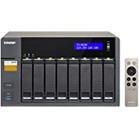 QNAP TS-853A-4G-US TS853A 8-Bay Profgrade NAS Intel Quadcore 16GHZ CPU