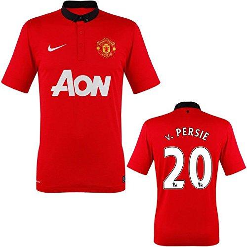Van Persie Jersey Manchester United 13-14 (L)