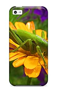 Hot Insect First Grade Tpu Phone Case For Iphone 5c Case Cover