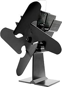 Valiant Fir360 230 X 200 X 100mm Heat Powered Stove Fan