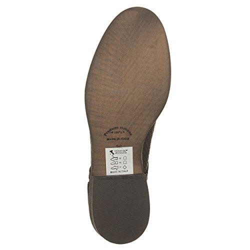 VialeScarpe Ers-tk607vtne_40 - Zapatos de cordones para mujer negro negro 40 negro