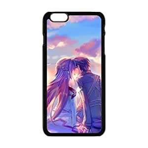 Sweet romantic lover Cell Phone Case for iPhone plus 6