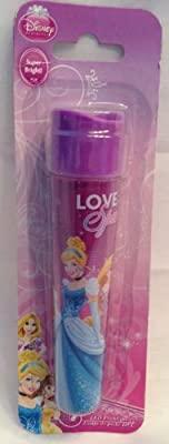 DISNEY Princess LED FLASHLIGHT Featuring * Cinderella * Bell * Rapunzel * - 2 X AAA BATTERIES INCLUDED - BRAND NEW