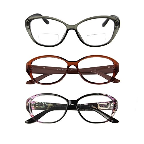 LianSan Mens Womens Designer Vintage Fashion Oversized Reading Glasses 1.0 1.25 1 .5 1.75 2 00 2.25 2.50 2.75 3.0 3.25 3.5 4.0 L3707X - From Reading China Cheap Glasses