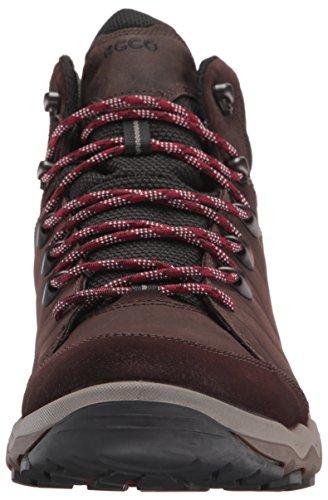 Ecco 823194-58500 - Zapatillas de senderismo para hombre marrón marrón marrón