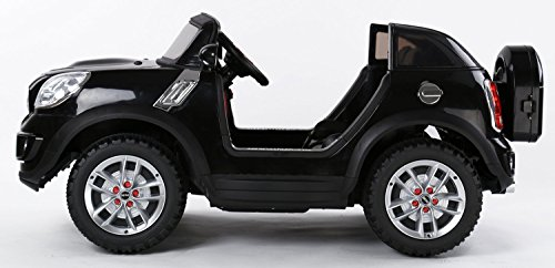 KIDS-CAR power wheels MINI COOPER 2 SEAT LICENSED car to ride With ...