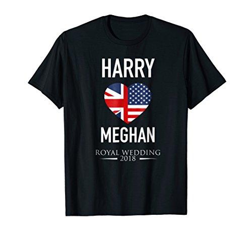 Harry and Meghan Royal Wedding 2018 Memorabilia Shirt