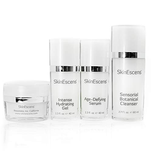 SkinEscens Signature Skin Care Set | Peptide Technology, Scientifically  Advanced, Clinically Proven
