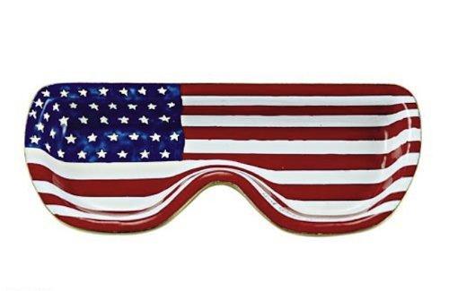 Kelvin Chen Eyeglass Holders - American (Enamel Eyeglass Holder)