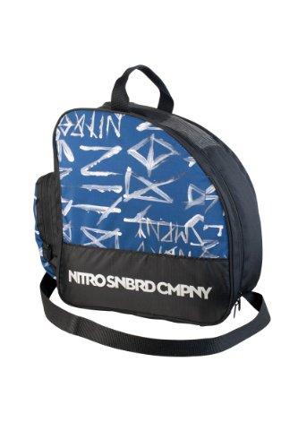 Nitro Boot Tasche The Garage Pack, Smear Midnight, 37 x 37 x 30 cm, 1131878018