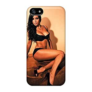 Hot CuA1551diGt Case Cover Protector For Iphone 5/5s- Kim Kardashian