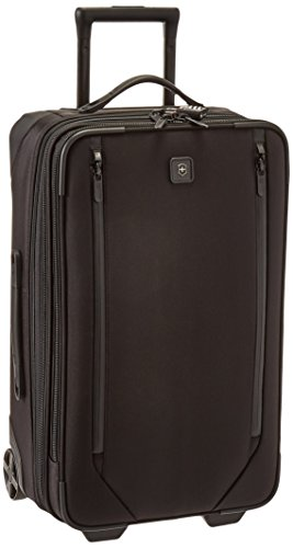 (Victorinox Lexicon 2.0 Large Expandable Carry-on, Black)