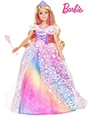 MATTEL GFR45 Barbie Dreamtopia Royal Ball Princess Doll,Multi