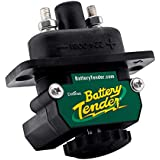 Battery Tender DC Power Connector: Trolling Motor Plug Onboard Connector Set for DC to DC Connections - Corrosion Resistant Stainless Steel L Shaped and Linear 12V DC Power Connectors - 027-0004-KIT