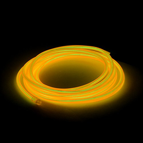 Yellow EL Wire