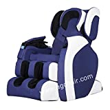 Japanese Technology high-end Aristocratic Massage Chair (Blue)